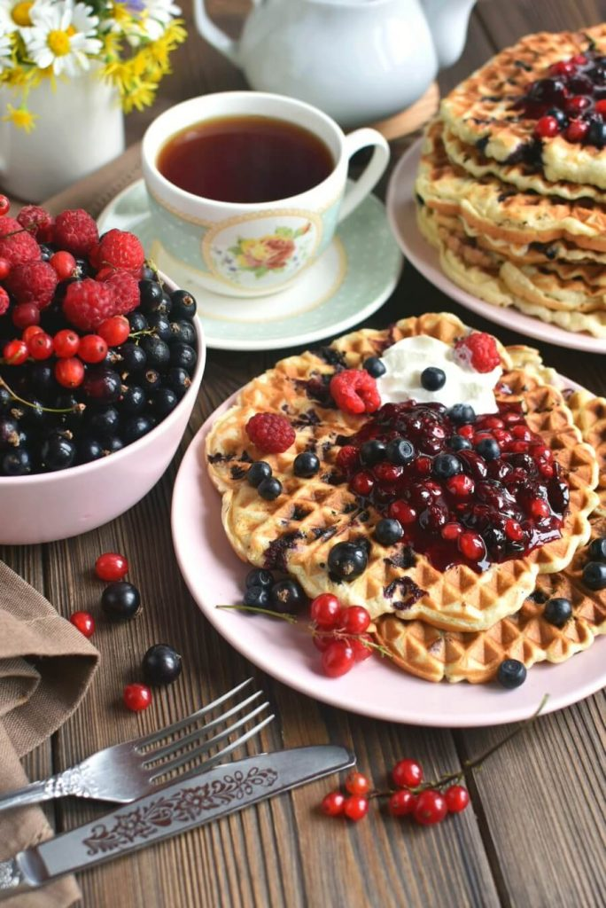 Break out the waffle iron!