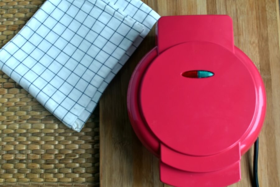 Vegan Triple Berry Waffles recipe - step 1