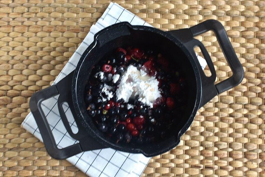 Vegan Triple Berry Waffles recipe - step 6
