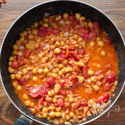 Vegan Tomato Chickpea & Coconut Soup recipe - step 3