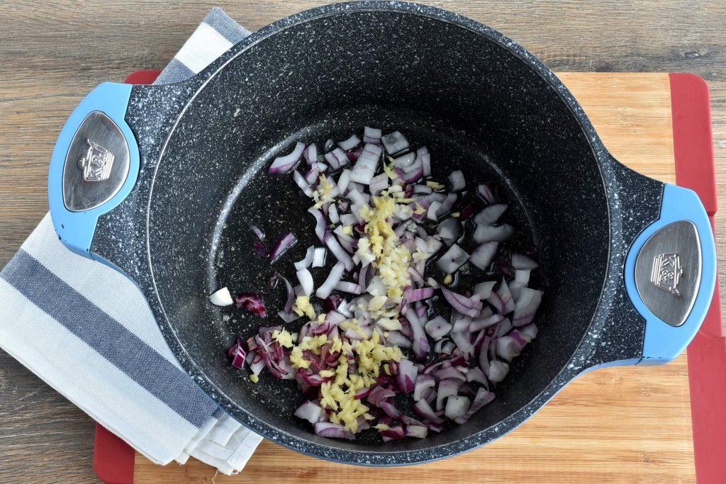 Vegetable Detox Soup recipe - step 2