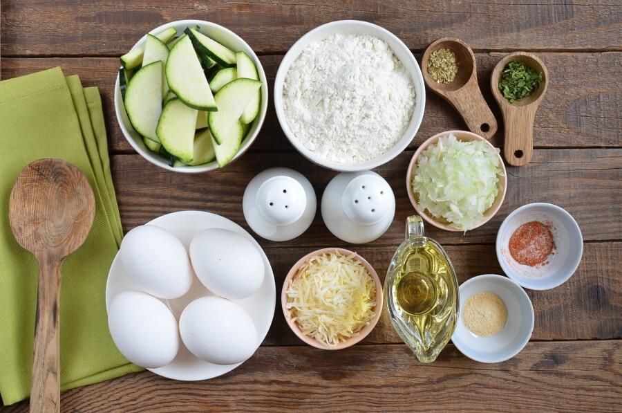 Zucchini Brunch Bake Recipe-Delicious Zucchini Brunch Bake-How To Make Zucchini Brunch Bake