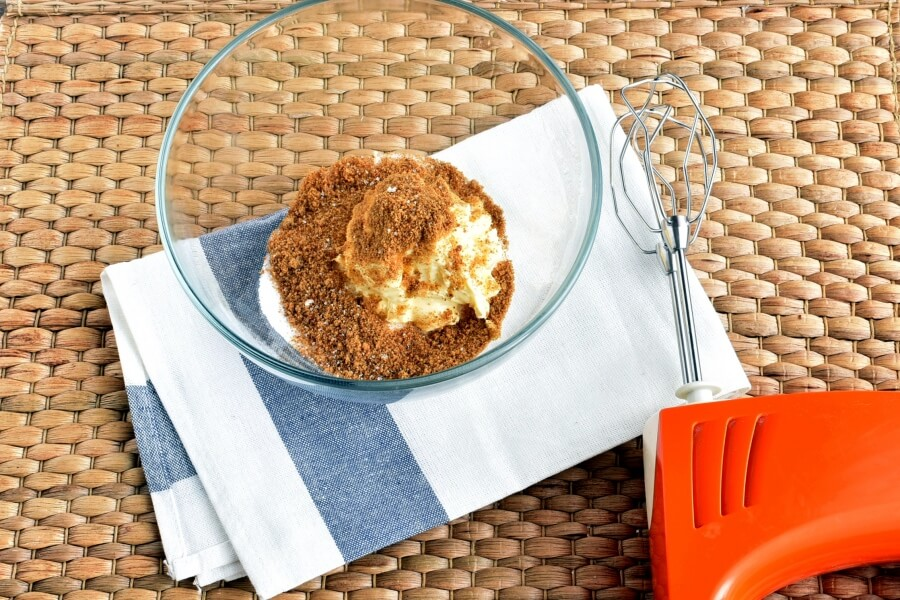 Zucchini Oatmeal Chocolate Chip Cookies recipe - step 3