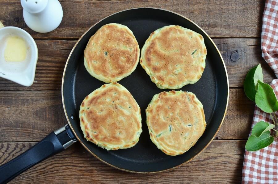 Zucchini Pancakes recipe - step 6