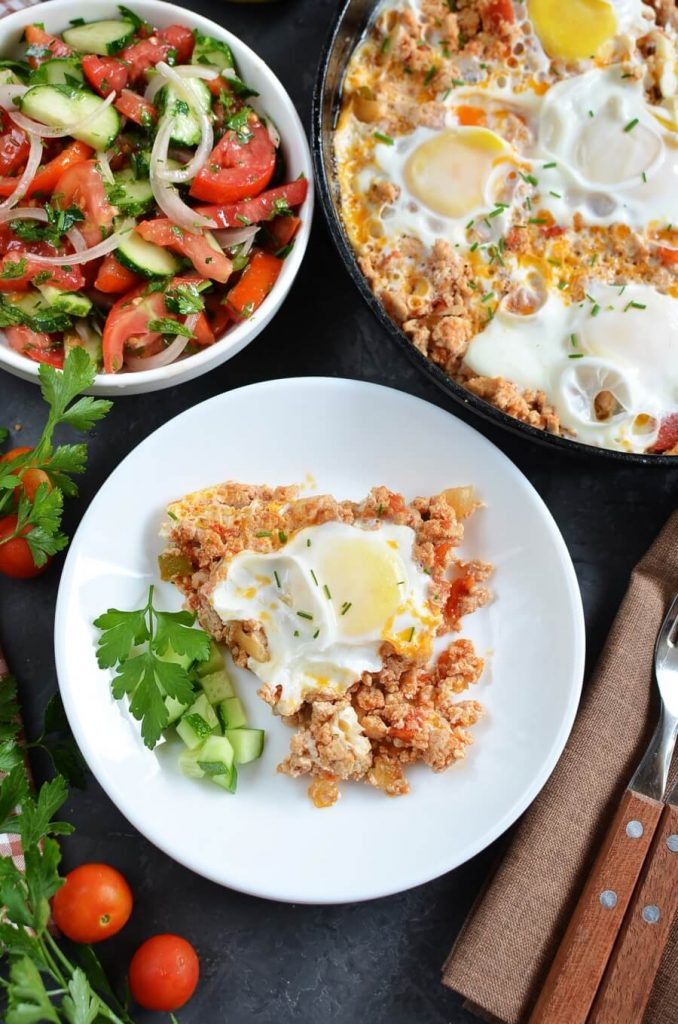 Quick and easy brunch crowd pleaser