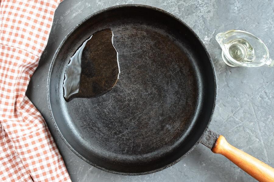 5 Ingredient Keto Breakfast Skillet recipe - step 1