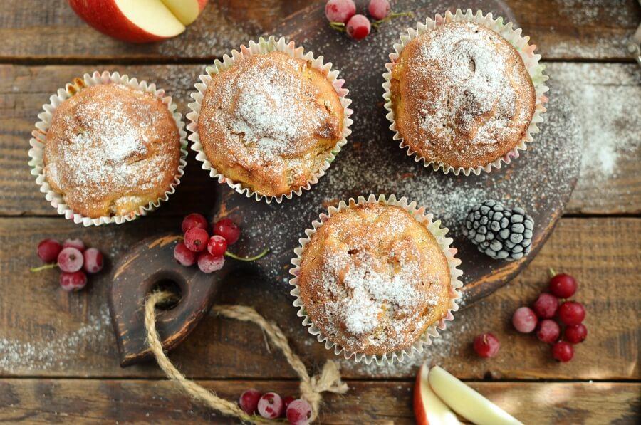 Apple Pumpkin Muffins recipe - step 8
