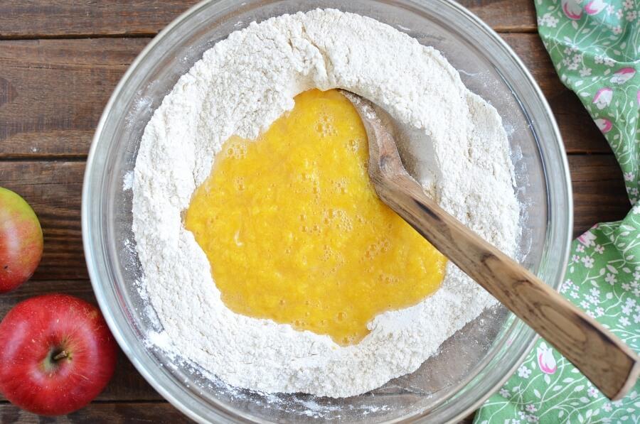 Apple Pumpkin Muffins recipe - step 4