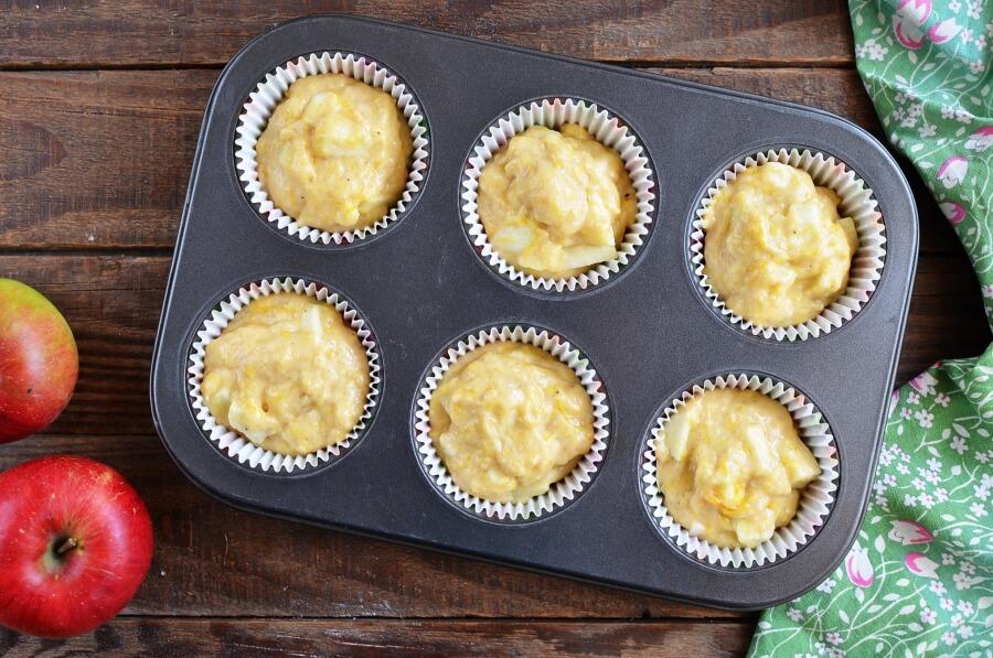 Apple Pumpkin Muffins recipe - step 6