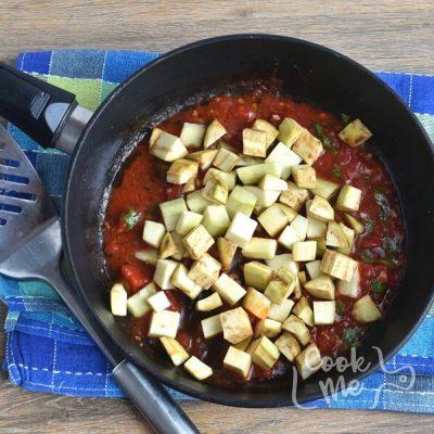 Baked Ratatouille-Sausage Penne recipe - step 4