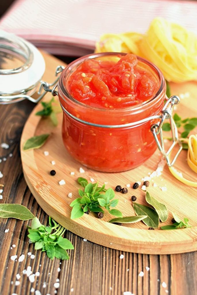 Canning Chopped Tomatoes Recipe-How to make Canning Chopped Tomatoes-Delicious Canning Chopped Tomatoes