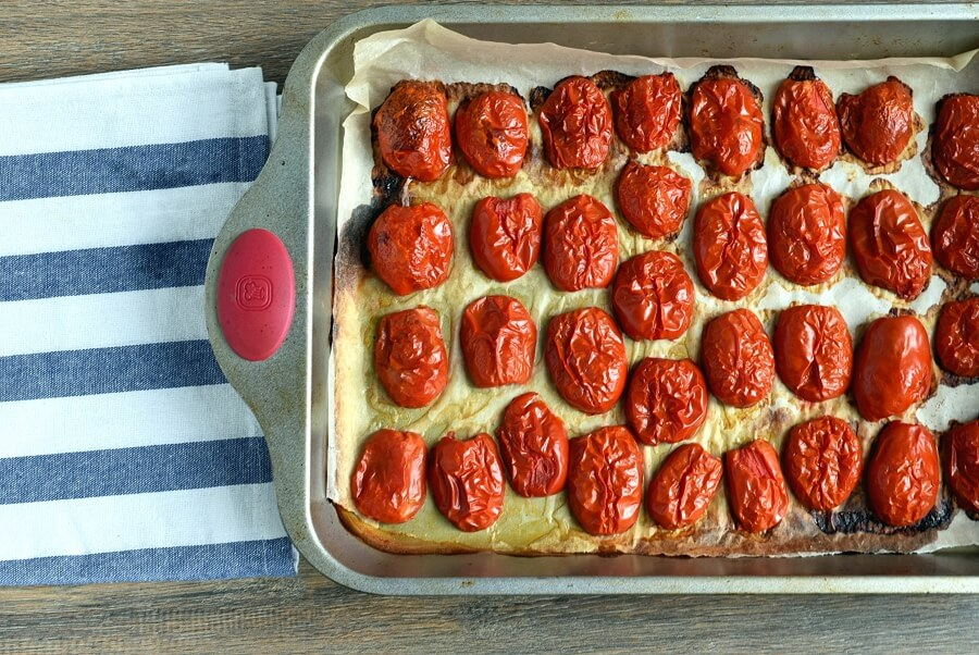 Canning Roasted Tomatoes recipe - step 3
