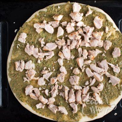 Chicken Pizza recipe - step 3