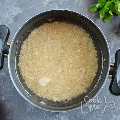Cowboy Rice Salad recipe - step 1
