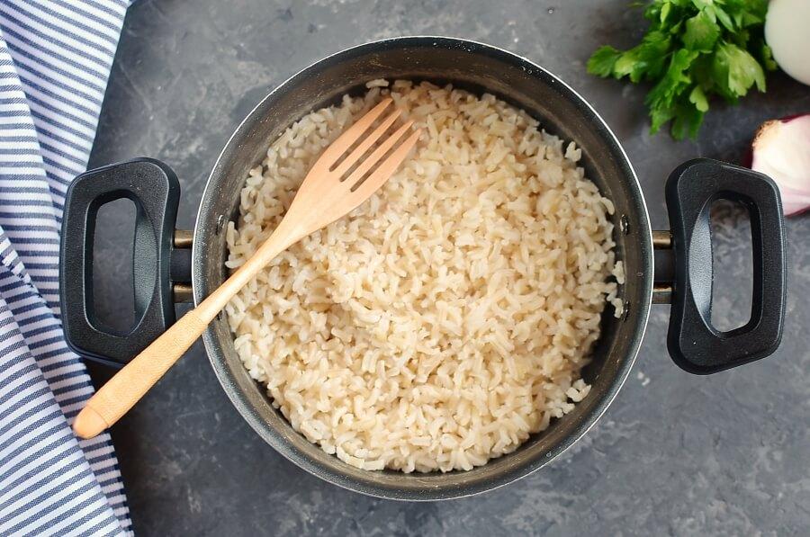 Cowboy Rice Salad recipe - step 2