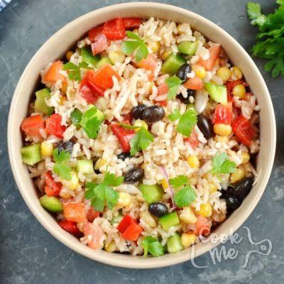 Cowboy Rice Salad recipe - step 4