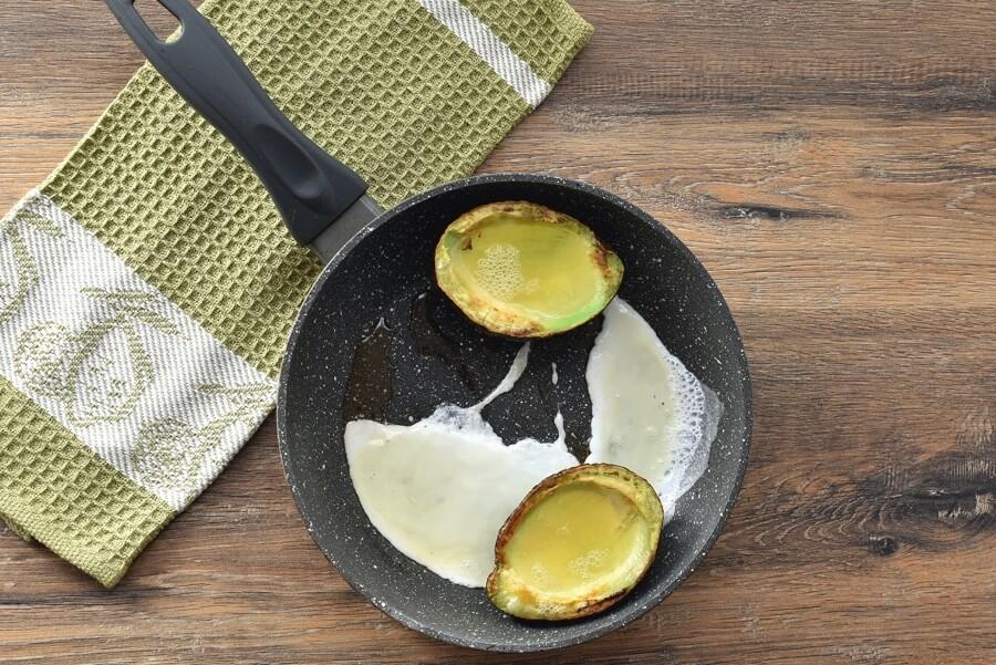 Keto Eggs Baked in Avocado recipe - step 5