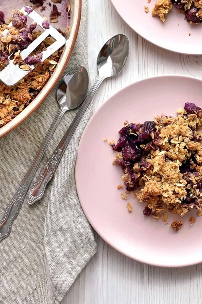 Grape Granola, only Better!