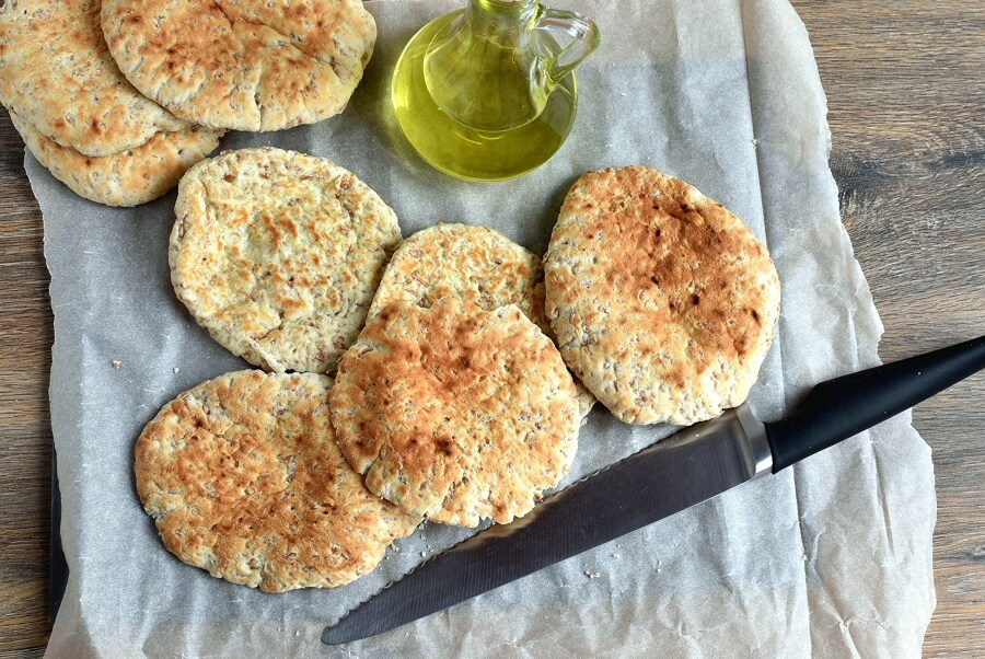 Greek Nachos recipe - step 2