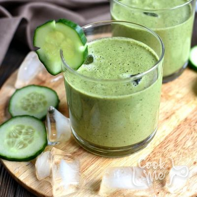 Green Gazpacho Recipe-How to make Green Gazpacho-Delicious Green Gazpacho