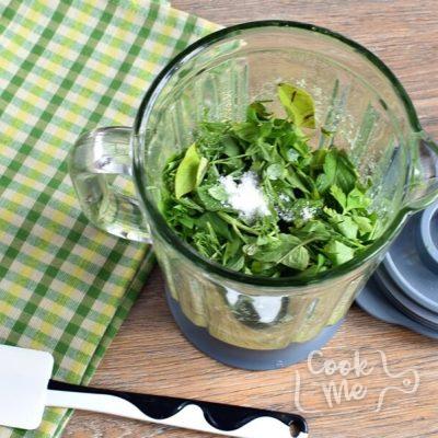 Green Gazpacho recipe - step 2