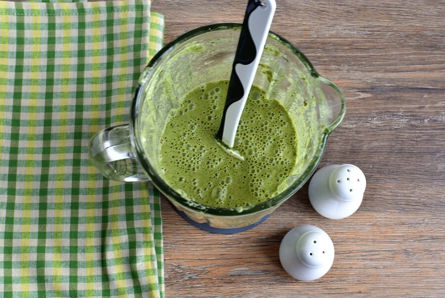 Green Gazpacho recipe - step 4