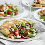 Grilled Chicken Salad Recipes