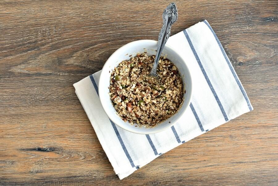 Healthy Vegan Plum Slice recipe - step 6