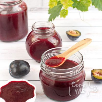 Homemade Plum Jelly-How to Make Plum Jelly-How to Make Homemade Jelly