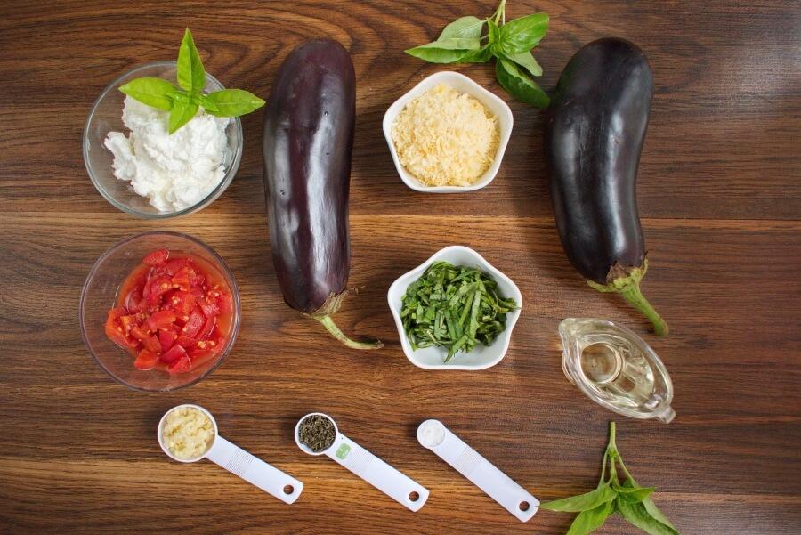 Italian Style Stuffed Eggplant recipe-How to make Italian Style Stuffed Eggplant-Delicious Stuffed Eggplant