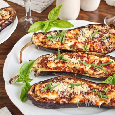 Italian Style Stuffed Eggplant recipe-How to make Italian Style Stuffed Eggplant-Delicious Stuffed Eggplant