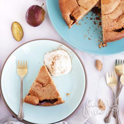 Late Summer Plum Cake Recipe-How to Make Late Summer Plum Cake-Delicious Summer Plum Cake