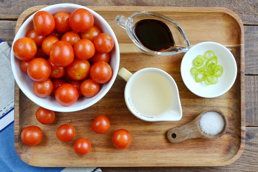 Pickled Cherry Tomatoes Recipe-How To Make Pickled Cherry Tomatoes-Delicious Pickled Cherry Tomatoes