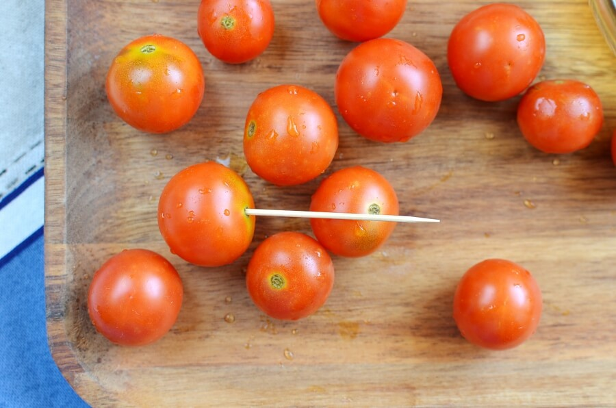 Pickled Cherry Tomatoes recipe - step 2