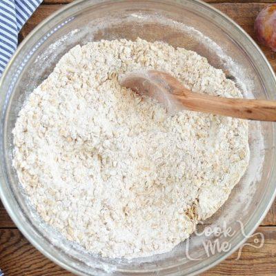 Plum Oat Muffins recipe - step 2