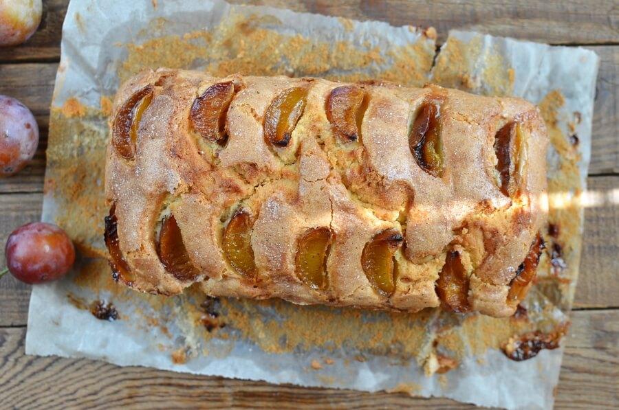Plum Pound Cake recipe - step 9