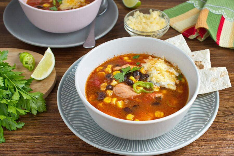 Mexican Main Dishes