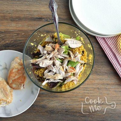 Quick Turkey Couscous recipe - step 1