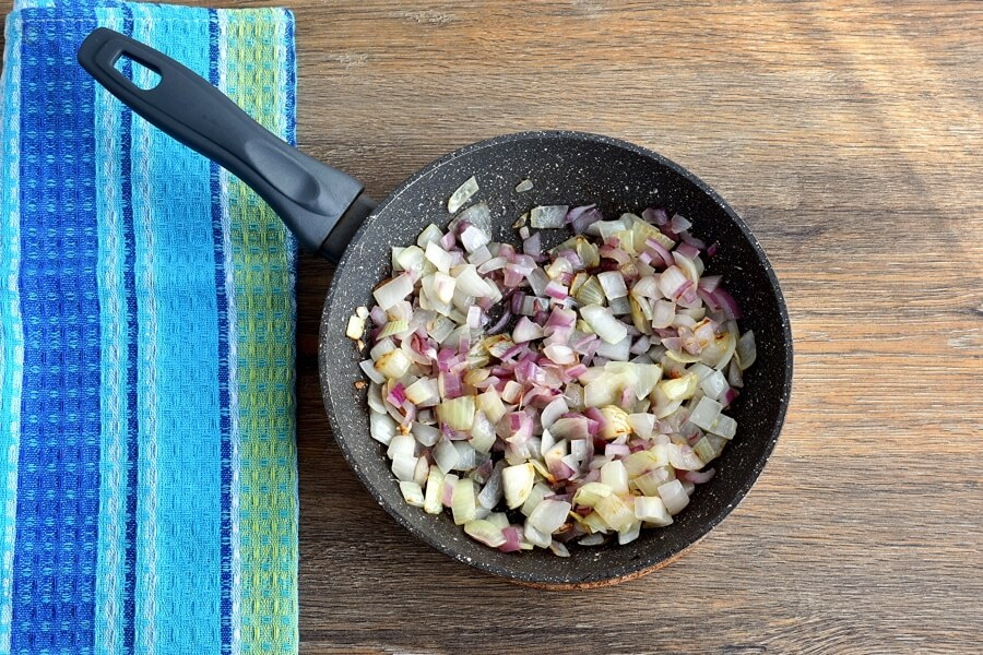 Roasted Chicken Grapes Rosemary recipe - step 3