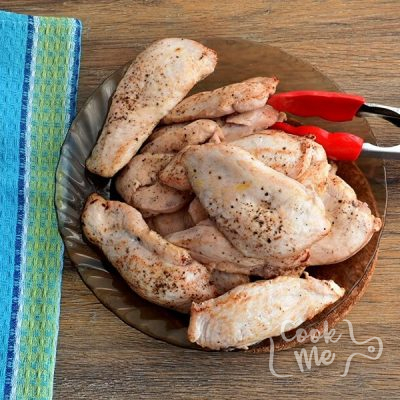 Roasted Chicken Grapes Rosemary recipe - step 5