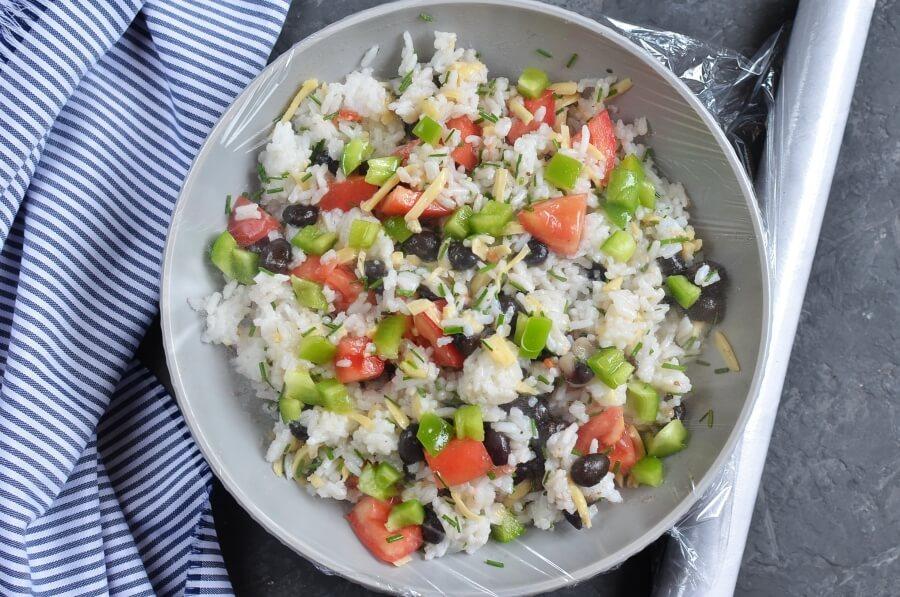 Santa Fe Rice Salad recipe - step 5