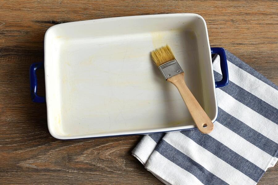 Skinny Cheesy Potato Casserole recipe - step 1