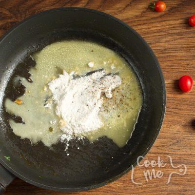 Spinach-Tomato Macaroni & Cheese recipe - step 6