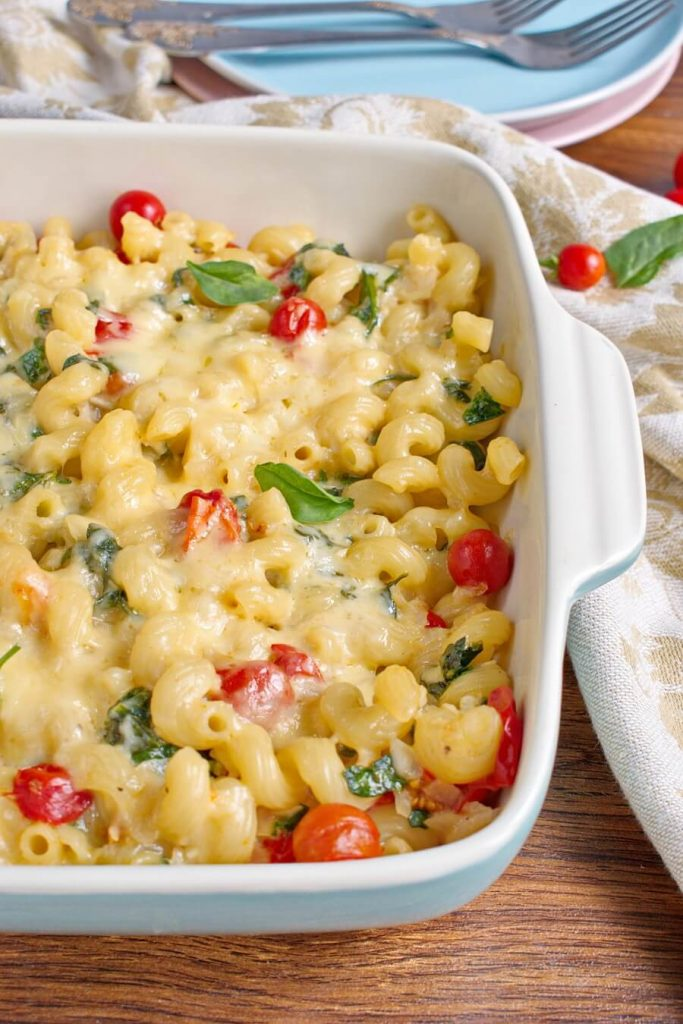Homemade, Family Style Mac 'n Cheese