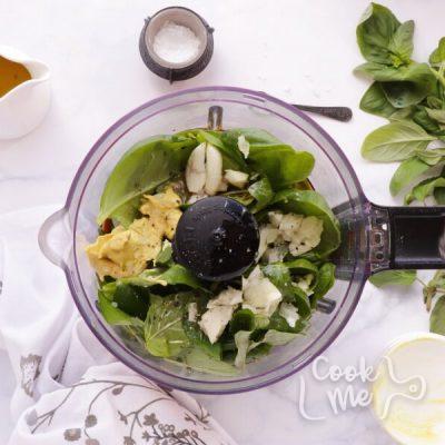 Summer Greek Quinoa Salad recipe - step 2