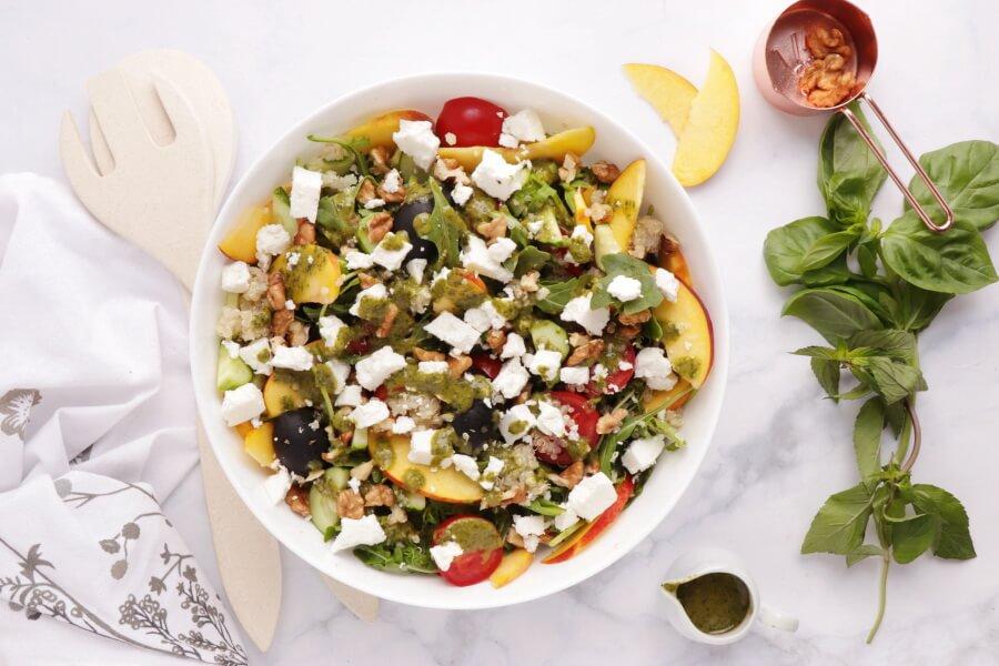 Summer Greek Quinoa Salad recipe - step 5