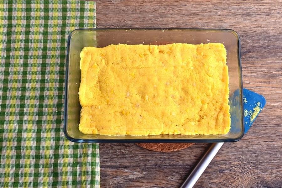 Sweet Corn Polenta and Tomato Salad recipe - step 3