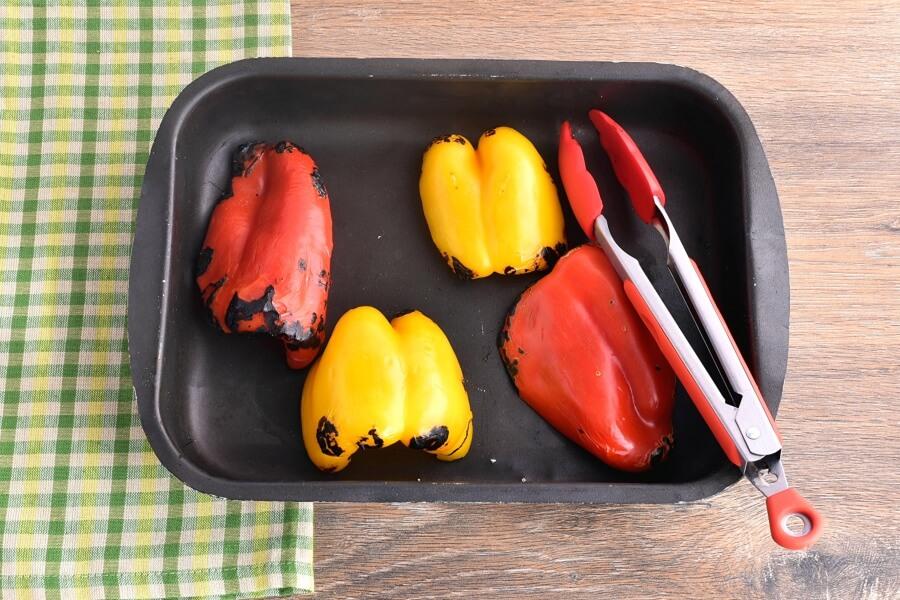 Sweet Corn Polenta and Tomato Salad recipe - step 5