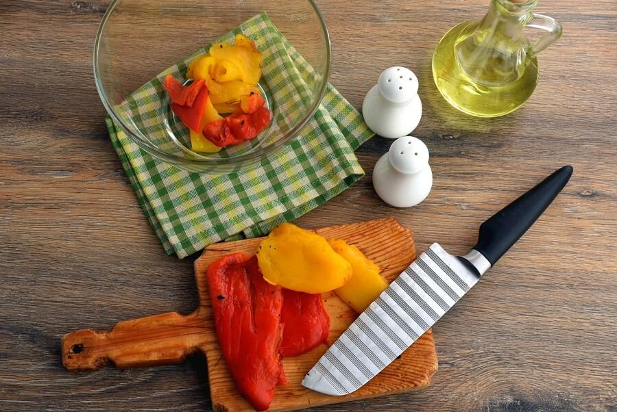 Sweet Corn Polenta and Tomato Salad recipe - step 7
