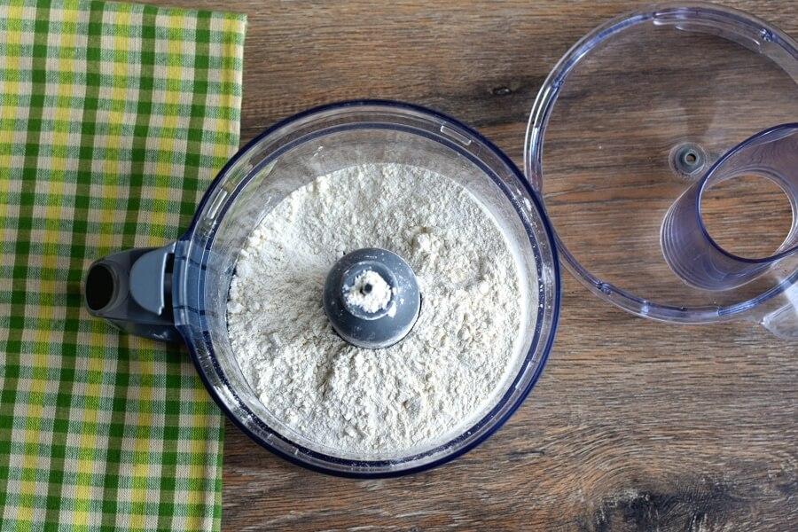 Tomato Galette recipe - step 1